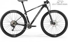 Dviratis Merida BIG.NINE XT 2019 matt black XL(21) 29er bikes