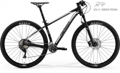 Dviratis Merida BIG.NINE XT Edition 2018 black