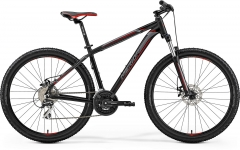 Velosipēds Merida BIG.SEVEN 20-MD 2019 matt black XS(13.5) 650B - 27,5