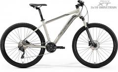 Dviratis Merida BIG.SEVEN 80-D 2019 matt titan S(15) 650B-27,5'' велосипеды