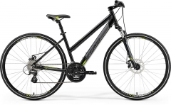Dviratis Merida CROSSWAY 15-MD Lady 2019 metallic black