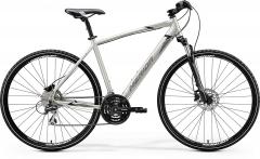 Velosipēds Merida CROSSWAY 20-D 2020 silk titan S/M(48) Hibrīdu (Cross) velosipēdi