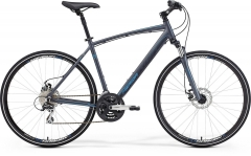 Dviratis Merida CROSSWAY 20-MD 2015 anthracite 46cm Hybrid (cross) bikes
