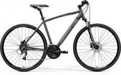 Dviratis Merida CROSSWAY 40 2020 silk anthracite S/M(48) Hybrid (cross) bikes