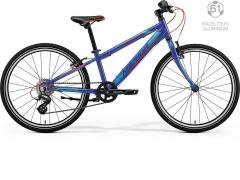 Dviratis Merida MATTS J. 24 RACE 2019 blue Teens bikes