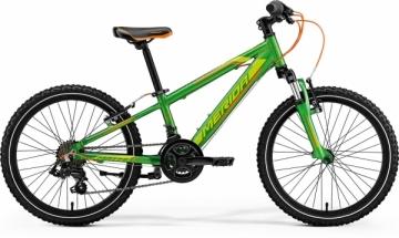 Dviratis Merida MATTS J.20 2018 green Teens bikes