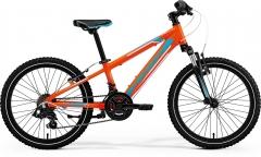 Dviratis Merida MATTS J.20 2018 orange Bikes for kids
