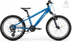 Velosipēds Merida MATTS J.20 2020 glossy light blue