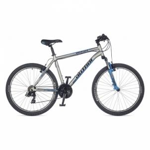 Velosipēds Outset Treasure Silver matte // Andaman Sea 19 Kalnu (MTB) velosipēdi