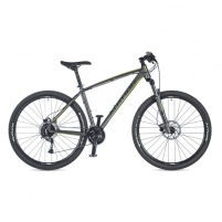 Dviratis Pegas 29 Ritual Silver matte 19 Kalnų (MTB) dviračiai