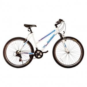 Dviratis Power 2.3V Ws White/purple 26 Mountain bikes (mtb)