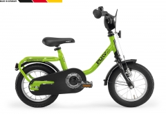 Dviratis PUKY Z 2 kiwi black Bikes for kids