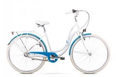 Velosipēds Romet Angel 28 3 2020 white-blue