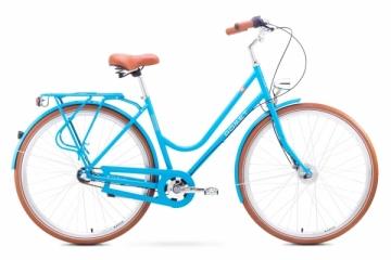 Velosipēds Romet Cameo 28 2017 blue 19 Pilsētas velosipēdi