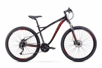 Dviratis Romet FIT 29 2018 black 18 29er bikes