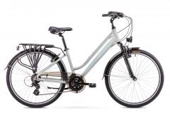 Velosipēds Romet Gazela 1 26 2019 grey S(15) Touring (ATB) velosipēdi