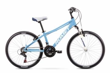 Velosipēds Romet Jolene Alu 24 2019 blue Pusaudžu velosipēdi