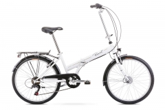 Dviratis Romet Jubilat 24 1 2020 Sulankstomi dviračiai