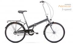Dviratis Romet Jubilat 24 2 2020 Sulankstomi dviračiai