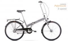 Dviratis Romet Jubilat 24 3 2020 Sulankstomi dviračiai