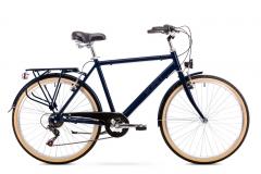 Dviratis Romet Orion 26 6s 2019 dark-blue City bikes