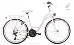 Dviratis Romet Panda Alu 24 1.0 2020 white Paauglių dviračiai