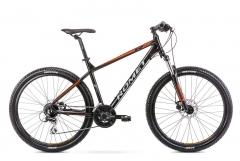 Velosipēds Romet Rambler 27.5 R7.2 2020 black-orange M(17 650B - 27,5'' velosipēdi