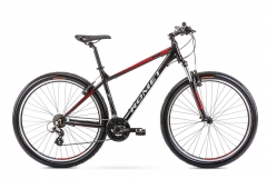 Dviratis Romet Rambler 29 R9.0 2020 black-red M(17) 29er dviračiai