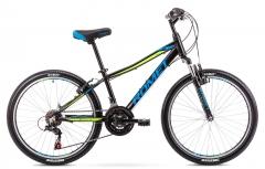Dviratis Romet Rambler Alu 24 2019 black-blue Teens bikes