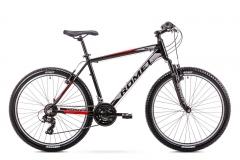Dviratis Romet Rambler R6.0 2019 black-red Mountain bikes (mtb)