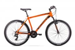 Dviratis Romet Rambler R6.0 2019 orange-black M(17) Mountain bikes (mtb)