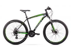 Dviratis Romet Rambler R6.3 2019 black-green L(20) Mountain bikes (mtb)