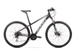Dviratis Romet Rambler R9.2 2019 black-white 29er dviračiai