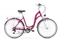 Dviratis Romet Symfonia 26 1.0 2019 pink L(19) City bikes