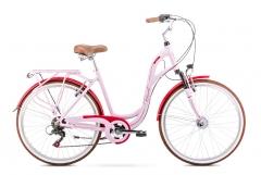 Dviratis Romet Symfonia 26 1 2020 pink City bikes