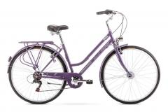 Velosipēds Romet Vintage D 28 2020 violet