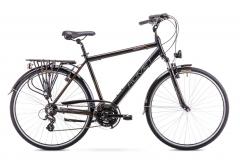 Velosipēds Romet Wagant 1 2019 black Touring (ATB) velosipēdi