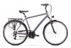 Velosipēds Romet Wagant 1 2019 graphite Touring (ATB) velosipēdi