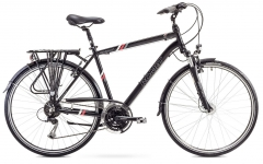 Dviratis Romet Wagant 3 2018 black-grey Touring bikes (atb)