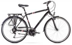 Velosipēds Romet Wagant 3 2018 black-grey Touring (ATB) velosipēdi