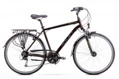 Velosipēds Romet Wagant 3 2019 brown Touring (ATB) velosipēdi