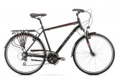 Velosipēds Romet Wagant 3 2020 black-red Touring (ATB) velosipēdi