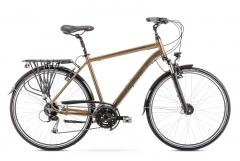 Dviratis Romet Wagant 5 2020 dark gold Touring bikes (atb)