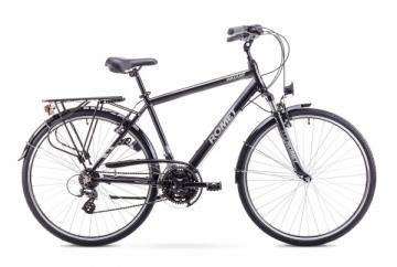 Dviratis Romet Wagant Limited 2018 black-silver 19 Touring bikes (atb)