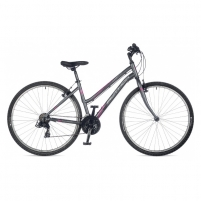 Dviratis Thema Temple Grey matte 19 Hybrid (cross) bikes