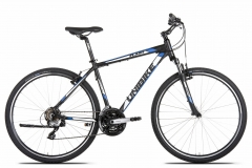 Dviratis UNIBIKE Flash GTS 2015 . Hibridiniai (Cross) dviračiai