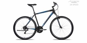 Dviratis UNIBIKE Flash GTS 2016 blue -19 Hibridiniai (Cross) dviračiai