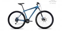 Dviratis UNIBIKE Fusion 29 2016 blue -23 29er bikes