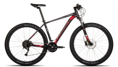 Dviratis UNIBIKE Fusion 29 2019 black-red