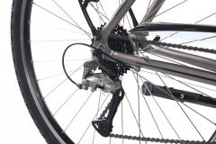 Velosipēds UNIBIKE Voyager GTS 2020 graphite Touring (ATB) velosipēdi